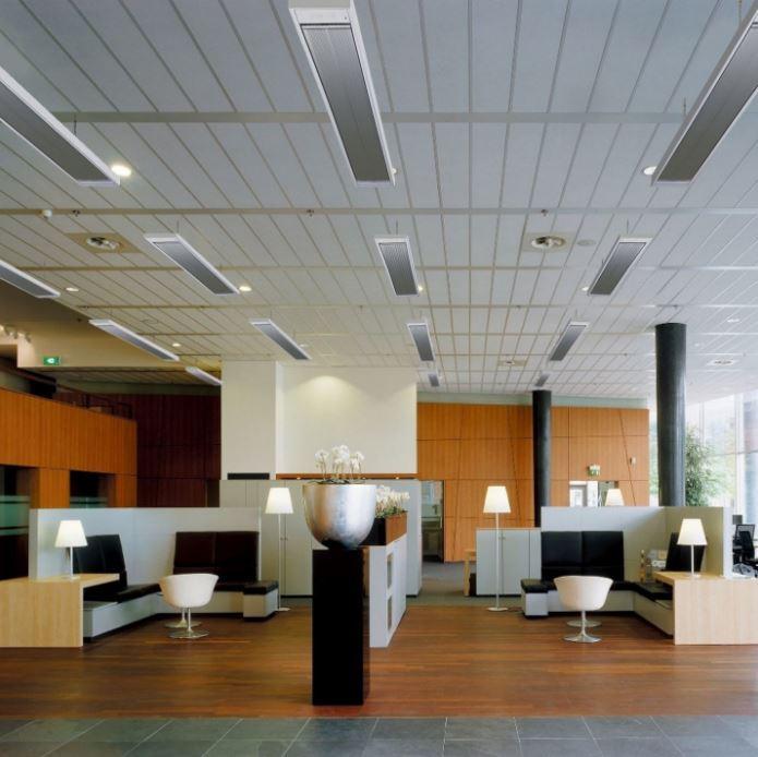 sunlight4you Infrarotstrahler Decke Möbelhaus
